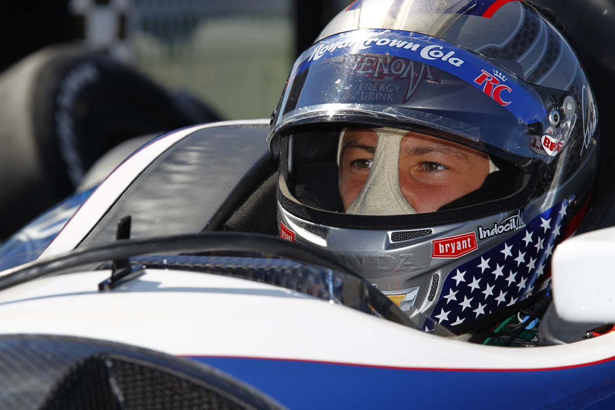 Interview – 100th Race :: Marco Andretti 2013 | IZOD Indycar Series ...