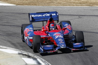 Pre-Tests at Barber photo by LAT USA for Andretti Autosport