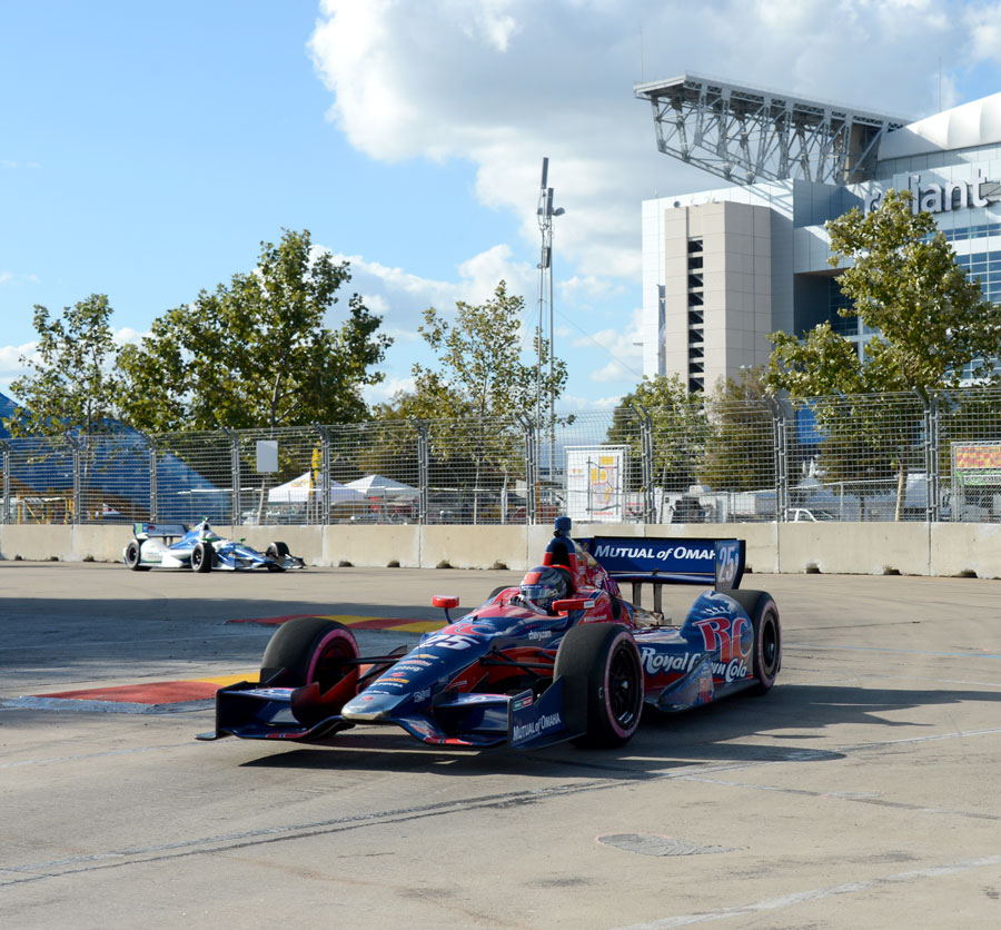 GP of Houston :: Marco Andretti 2013 | IZOD Indycar Series Championship
