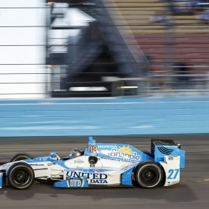 1-2 April, 2016, Avondale, Arizona USA 27 Marco Andretti ©2016, Sam Cobb LAT Photo USA