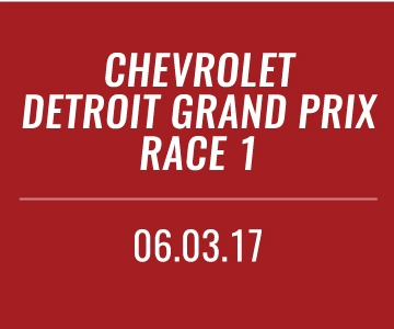 Race 7 of 17 | Detroit, MI