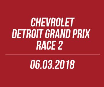 Race 8 of 17 | Detroit, MI