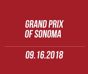Race 17 of 17| Sonoma, CA